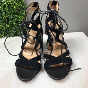 Sam Edelman Shoes - Sam Edelman Yardley Lace Up Heels